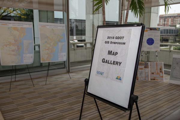 GIS Symposium Map Gallery