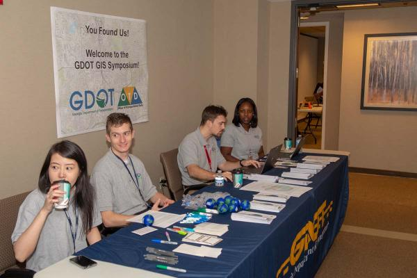 GDOT Welcome Table